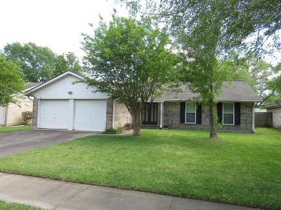 Katy Single Family Home For Sale: 21219 Park Rock Lane