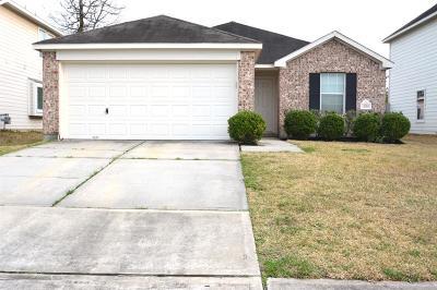 Conroe Single Family Home For Sale: 2058 Briar Grove Drive