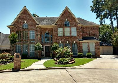 Single Family Home For Sale: 7923 Tizerton Court