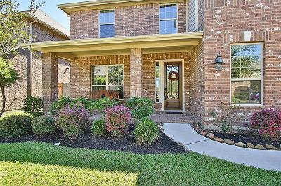 Fort Bend County Single Family Home For Sale: 21203 Barton Hollow Lane
