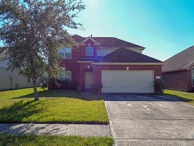 Fort Bend County Single Family Home For Sale: 1515 Chandler Park Lane