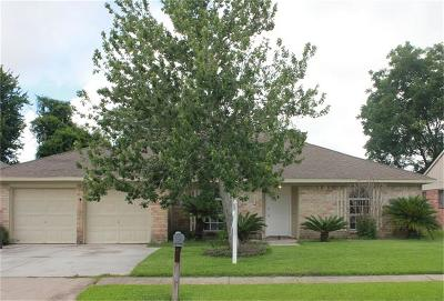 Harris County Rental For Rent: 5218 Creekview Drive
