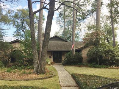 Houston Single Family Home For Sale: 10803 Saint Marys Lane