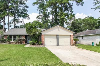 Spring Single Family Home For Sale: 22302 Highlandgate Drive