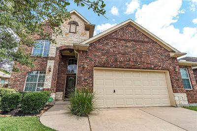 Katy Single Family Home For Sale: 26638 Juniper Forest Fall Lane