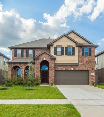 Richmond Single Family Home For Sale: 1607 Mornington Station Drive