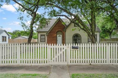 Texas City Single Family Home For Sale: 318 12th Avenue N