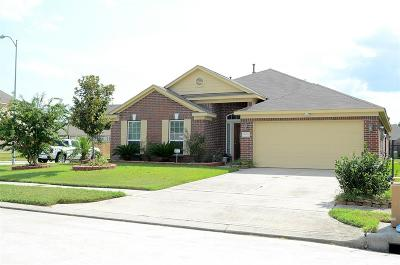 Humble Single Family Home For Sale: 20803 Natural Way