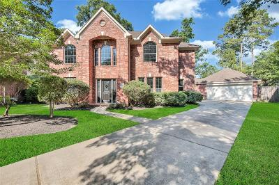 The Woodlands Single Family Home For Sale: 26 W Greenvine Court