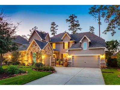 The Woodlands Single Family Home For Sale: 50 Caprice Bend