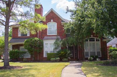 Houston Single Family Home For Sale: 9707 Willowbridge Park Boulevard