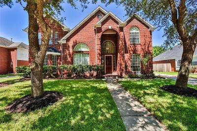 Cinco Ranch Single Family Home For Sale: 6406 Holly Canyon Court
