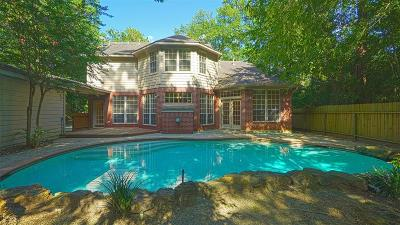 The Woodlands Single Family Home For Sale: 3 Thornbush Place