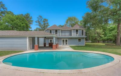 Conroe Single Family Home For Sale: 33 Lake Forest Drive
