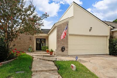 Houston Single Family Home For Sale: 12800 Briar Forest Drive #154