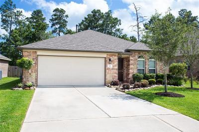 Magnolia Single Family Home For Sale: 111 S Ridge Park Drive