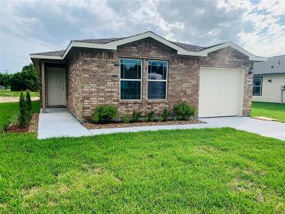 Van Vleck Single Family Home For Sale: 289 3rd Street