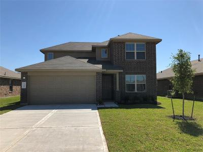 Tomball Single Family Home For Sale: 23618 Water Hickory Drive