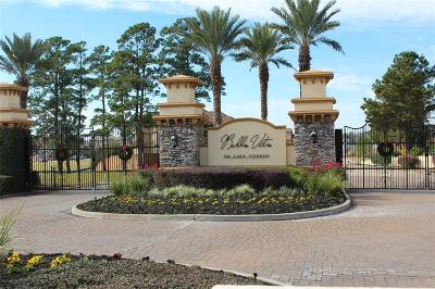 Conroe Residential Lots & Land For Sale: 12339 Tramonto Drive