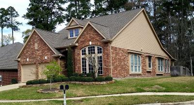 Houston Single Family Home For Sale: 11414 Cypresswood Trail Drive