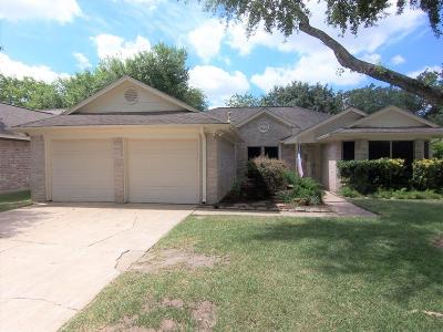 Harris County Rental For Rent: 1127 Red Rock Canyon Drive