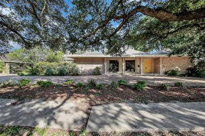 Houston Single Family Home For Sale: 5134 Braesheather Drive