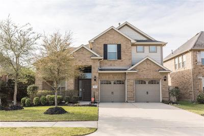Cinco Ranch Single Family Home For Sale: 24835 Crystal Leaf Lane