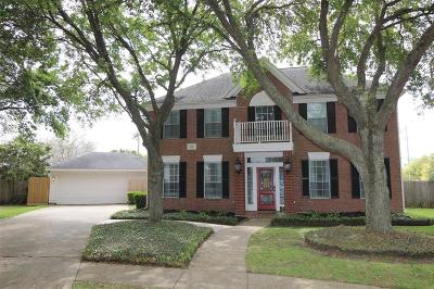 Deer Park Single Family Home For Sale: 1910 Wynforest Drive