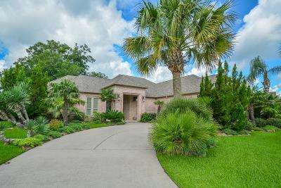 Fulshear Single Family Home For Sale: 4407 Wentworth