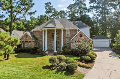 The Woodlands Single Family Home For Sale: 37 Dovewood Place