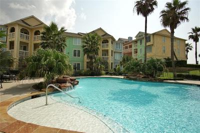 Galveston Condo/Townhouse For Sale: 7000 Seawall Boulevard #114