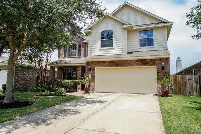 Katy Single Family Home For Sale: 25210 Melody Oaks Lane