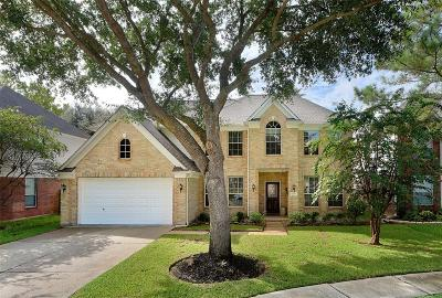 Single Family Home For Sale: 18527 Berry Leaf Court