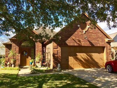 Pearland Single Family Home For Sale: 718 Redwood Bend Lane