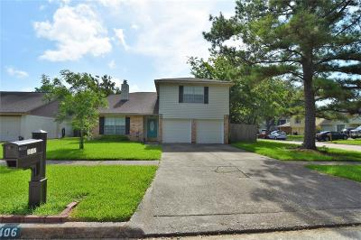 Single Family Home For Sale: 406 Stonewall Drive