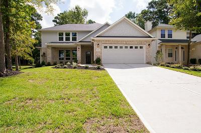 Montgomery Single Family Home For Sale: 11734 Twain Drive