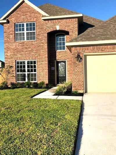 Baytown Single Family Home For Sale: 6431 Hidden Dunes