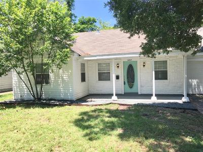 Houston Single Family Home For Sale: 4307 Apollo Street