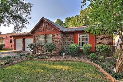Houston Single Family Home For Sale: 13807 Maisemore Road