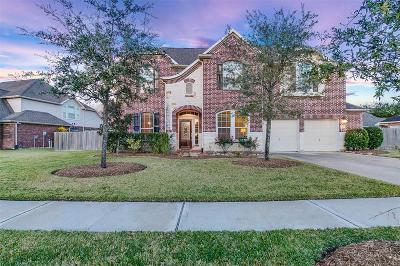 Missouri City Single Family Home For Sale: 11119 Celina Knoll