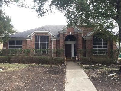 Katy Single Family Home For Sale: 6227 Jacob Canyon Drive