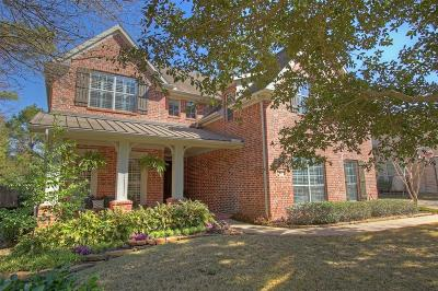 The Woodlands Single Family Home For Sale: 46 Goldwood Place