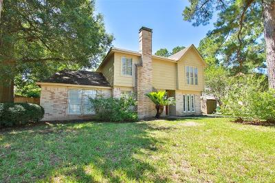 Spring Single Family Home For Sale: 6907 Peace River Drive