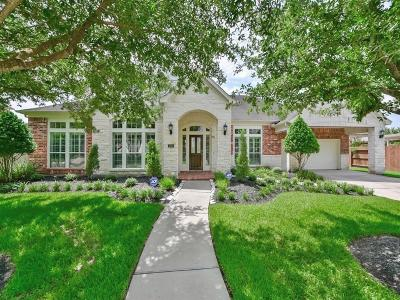 Friendswood Single Family Home For Sale: 3254 Prince George Drive