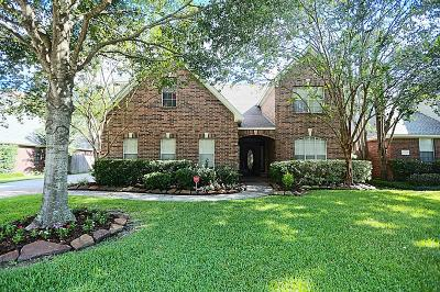 Tomball Single Family Home For Sale: 12406 Wealdstone Drive