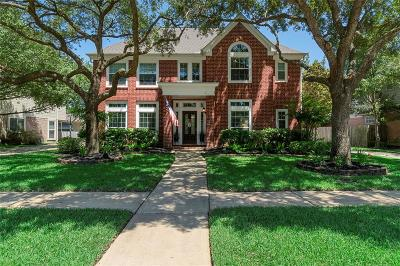Cinco Ranch Single Family Home For Sale: 1631 Morning Park Drive