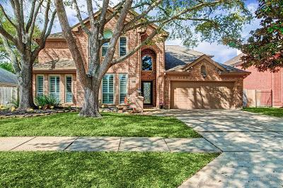 Houston Single Family Home For Sale: 14114 Townshire Drive