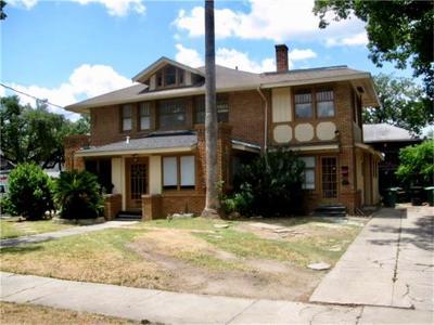 Houston Multi Family Home For Sale: 709 Avondale Street