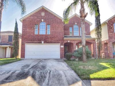 Channelview Single Family Home For Sale: 15134 Grassington Drive