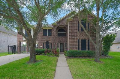 Houston Single Family Home For Sale: 16518 Cedar Sage Drive